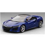 ACURA NSX NOUVELLE BLUE PEARL TOP SPEED