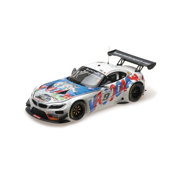 Bmw Z4 Gt3 Price: Buy BMW Z4 GT3 E89 ROAL MOTORSPORT ALEX ZANARDI SPENGLER