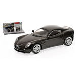 ALFA ROMEO 8C COMPETIZIONE BLACK METALLIC TOP GEAR