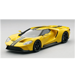 FORD GT YELLOW LOS ANGELES AUTO SHOW 2015