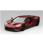 FORD GT LIQUID RED 2016