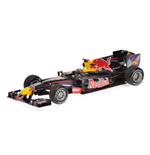 RED BULL RB6 S. VETTEL WINNER BRAZILIAN GP 2010