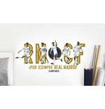 Real Madrid Wall Stickers 304767