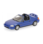 HONDA CIVIC DEL SOL 1993 BLUE