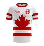 2018-2019 Canada Away Concept Football Shirt