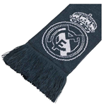 2018-2019 Real Madrid Adidas Scarf (Dark Grey)