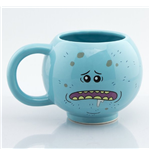 Rick and Morty 3D Mug - Mr Meeseeks