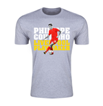 Philippe Coutinho Liverpool Playmaker T-Shirt (Grey) - Kids