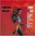 Vynil Johnny Cash - Blood Sweat And Tears