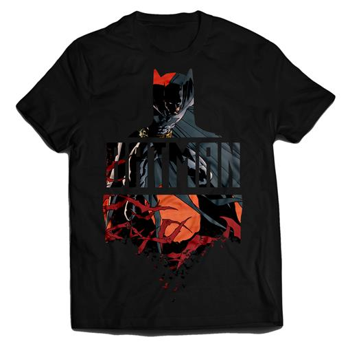 Batman T-shirt - Red Batman