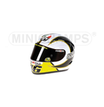 CASCO AGV VALENTINO ROSSI VICE WORLD CHAMPION 2006