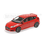 FORD FOCUS ST 2011 RED