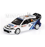 FORD FOCUS RS WRC WARMBOLD RALLY MONTE CARLO 2005