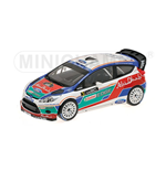 FORD FIESTA CASTROL #3 RS WRC RALLY 2011
