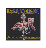 Iron Maiden Patch 307163