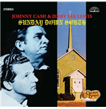 Vynil Johnny Cash / Jerry Lee Lewis - Sunday Down South