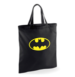 Batman - Logo - Logo - Bag Black