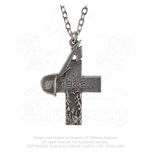 Metallica Pendant: Master of Puppets 1986 Cross