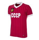 CCCP 1982 World Cup Short Sleeve Retro Football Shirt