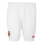 2018-2019 Monaco Home Nike Football Shorts (Kids)