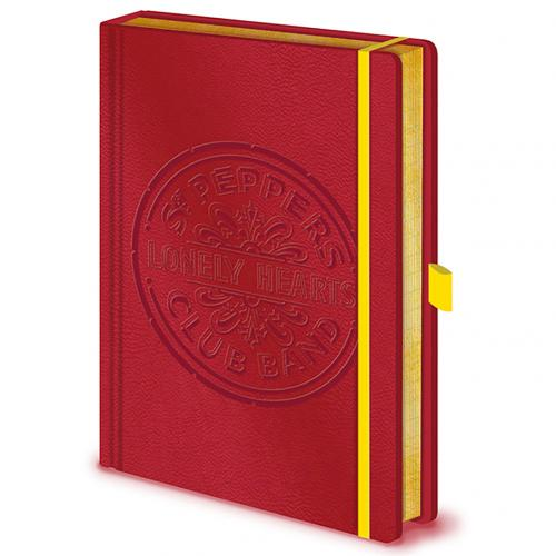 The Beatles Premium Notebook