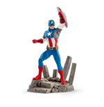 MARVEL COMICS Captain America Superhero Figure