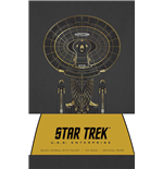 Star Trek Hardcover Ruled Journal U.S.S. Enterprise