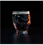 Call of Duty Shaped Glass Skull