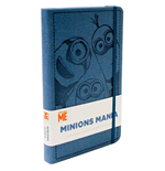 Despicable Me Hardcover Ruled Journal Minions Mania