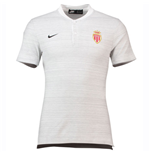 2018-2019 Monaco Nike Authentic Grand Slam Polo Shirt (White)
