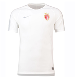 2018-2019 Monaco Nike Squad Training Shirt (White)