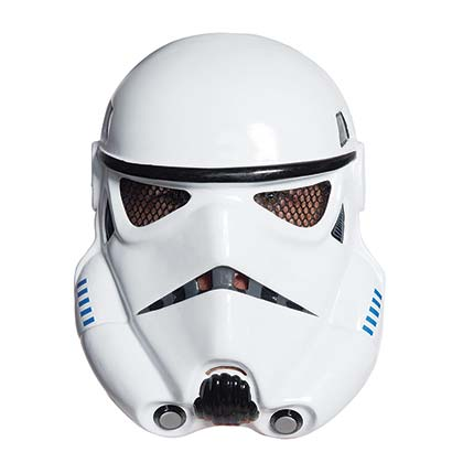 STAR WARS Stormtrooper Vacuform Halloween Costume Mask