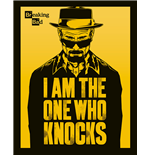 Breaking Bad Poster - I Am The One Who Knocks - 40X50 Cm