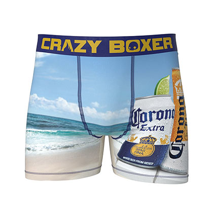 Corona Find Your Beach Men's Underwear Boxer Briefs