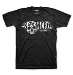 Sons of Anarchy T-Shirt Samcro Skull