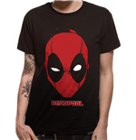 Deadpool - Logo Point - Unisex T-shirt Blue