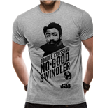 Han Solo Movie - Lando - Unisex T-shirt Grey