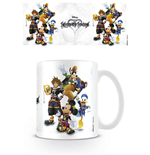 Kingdom Hearts Mug Group