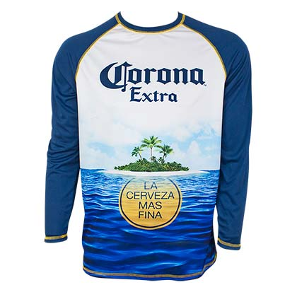 Corona T-shirt - Rash Guard