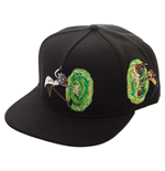 Rick and Morty Cap - Portals Snapback
