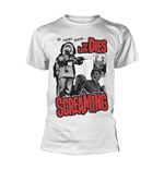 Plan 9 - The Earth Dies Screaming T-shirt The Earth Dies Screaming (WHITE)