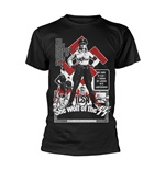 Plan 9 - ILSA: She Wolf Of The Ss T-shirt Ilsa She Wolf Of The S.S. (BLACK)
