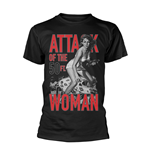Plan 9 - Attack Of The 50FT Woman T-shirt Attack Of The 50FT Woman (BLACK)