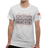 Strawberry Field - White Gates - Unisex T-shirt White