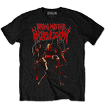 Bring Me The Horizon Men's Tee: Lightning