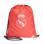 2018-2019 Real Madrid Adidas Gym Bag (Red)