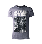 Star Wars - The Empire Strikes Back Classic Vader Men's T-shirt