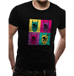 Batman - Pop Art - Unisex T-shirt Black