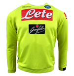 2018-2019 Napoli Training Sweat (Yellow)