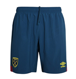 2018-2019 West Ham Away Football Shorts (Kids)